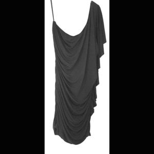 Torrid Bodycon One Shoulder Dress